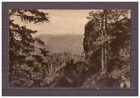 Ansichtskarte - Blick vom Aschenbergstein auf den Großen Inselberg AK
