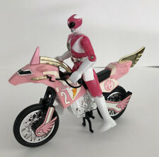 Mighty Morphin Power Rangers | Thunder Bike | Kimberly Pink Ranger | Bandai 1994