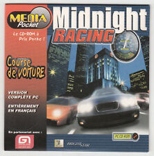 *** Midnight Racing *** CDRom PC - Neuf - vintage 1999