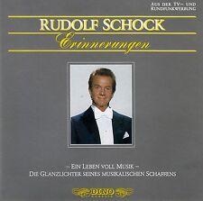 RUDOLF SCHOCK : ERINNERUNGEN / CD (DINO CLASSIC CD 1333)