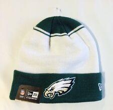 Philadelphia Eagles Knit Beanie Winter Hat Toque Skull Cap - NE Cuffed