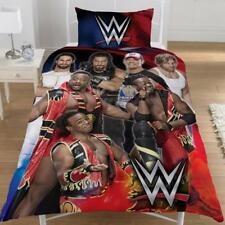 WWE Single Duvet Set Super 7 Official Licensed Memorabilia