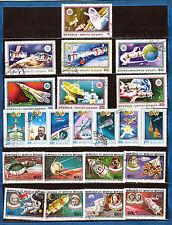 RAS EL KHAIMA  Triptyques  sur noël-christmas 1969 , tableaux célebres 545A281A