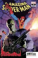 Amazing Spider-Man #45 (2020 Marvel Comics) First Print Casanovas Cover