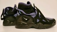 New Men's Nike Air Unlimited David Robinson Black Ultramarine 889013-003 Size 6
