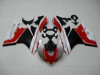 Fairing Bodywork Kit ABS Fairings Work Fit Ducati 1199 Panigale Superbike Coach