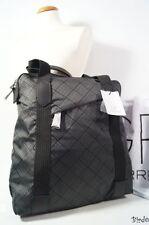GIANFRANCO FERRE MONOGRAM BLACK HANDBAG TOTE BAG LARGE UNISEX RRP $450 NEW!!