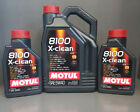 7 litres MOTUL 8100 l'HUILE DE MOTEUR 5w40 X-CLEAN C3 entièrement synthétique #