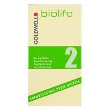 Goldwell Biolife Professional Perm System No.2