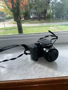 Panasonic LUMIX FZ-80 Digital Camera (18.1 MP)