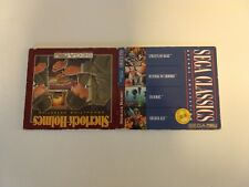 Sega Cd Sega Classics & Sherlock Holmes