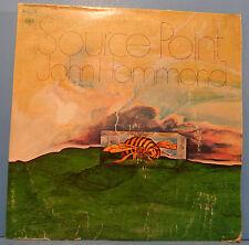 JOHN HAMMOND SOURCE POINT VINYL LP 1971 ORIGINAL PRESS BLUES NICE COND! VG+/G+!!
