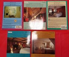 New England Bed and Breakfast / Inns Lot of 5 Books