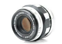 【 N MINT 】 Canon 50mm f2.8 Leica Screw Mount L39 LTM zebra Lens from Japan 643