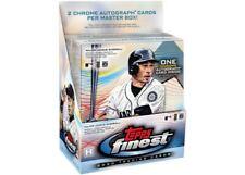 2020 Topps Finest béisbol pasatiempo caja