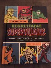 The Legion Of Regrettable Supervillains By Jon Morris