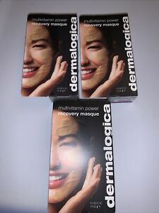 Dermalogica Multivitamin Power Recovery Masque ( 0.5 fl .oz / 15 ml) *3 PACK
