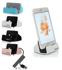 Desktop FAST Charger Docking Station for iPhone 11 Pro Max, 11 Pro, 11, XR, X