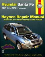 Hyundai i10 2008-2013 58 to 63 Petrol Haynes Repair Manual 6414