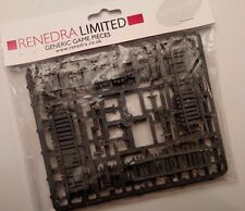 Renedra Plastic Palisade Fencing - For 28mm Wargames ACW, WW2 Bolt Action