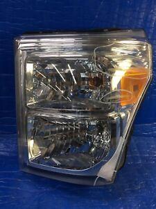 2011-2016 Ford F-250 F-350 Super Duty Left Headlight (BC3Z13008F) OEM Used (1TD)