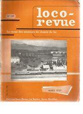 LOCO REVUE N°160 CONS. 232-U EN HO / PROBLEME DE STATIONNEMENT A L'ECHELLE