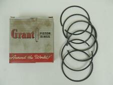 NOS Grant AJS Matchless 600 cc Twin .030 Piston Rings W1434