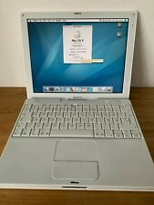 Apple iBook G4 12-inch 1.2 GHz powerbook 6,5