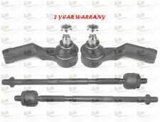 VOLVO C30 TRACK ROD END & JOINT ASSEMBLY Left & Right INNER + OUTER Front  06-12