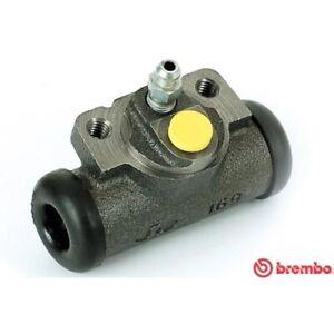 1 Radbremszylinder BREMBO A 12 794 passend für FORD