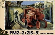 PST 72052 PMZ-2 (ZiS-5) Fire tanker 1/72 scale plastic model kit