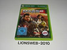 Microsoft Xbox 360 Spiel - Mass Effect 2     #107