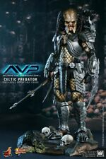 Hot Toys 1/6 Alien vs Predator CELTIC PREDATOR Ver. 2.0 MMS221 In Sealed Shipper