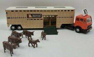 Vtg Matchbox Superfast King Super Kings K-8 ANITRAN Cattle Animal Transporter