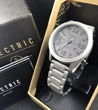 ELECTRIC Watch California SS Stainless Bracelet Mens NEW! FW01
