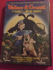 Wallace & Gromit: The Curse of the Were-Rabbit (DVD, 2005, Full Frame New Sealed
