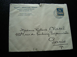 Switzerland - Envelope 21/4/1933 (cy24) Switzerland
