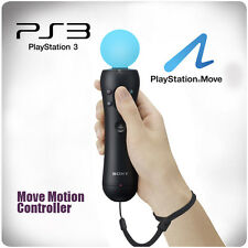 3: Move Movimiento Play Station controlador ~ PS3 (en gran condición)