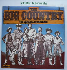 BIG COUNTRY - Film Soundtrack - Excellent Condition LP Record Pickwick SHM 968