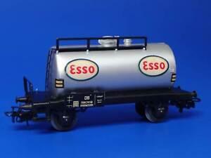 MARKLIN H0 - 4501 - ESSO TANK CAR - VERSION 4 - 1962-64 / EXC