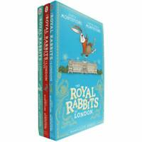Santa Montefiore Royal Rabbits of London Series Collection 2 Books Set Escape