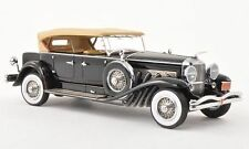 "Duesenberg Model J Tourster Derham ""Black"" 1930 (Neo Scale 1:43 / 45940)"