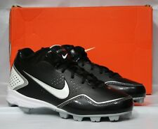 Youth Nike Keystone 3/4 (BG) Baseball Cleat Size 5 - 469727-011