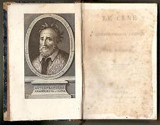 1815 - Le cene di Antonfrancesco Grazzini detto il Lasca. Volume primo [-terzo]