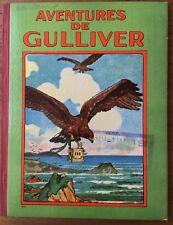Jonathan Swift. - Gullivers Reisen. Löwensohn. - Aventures de Gulliver. 1920