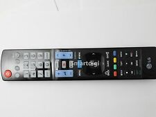 New TV Remote Control for LG AKB73615309 AKB72914276 47LM6200 55LM7600 60LM6700