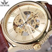 Montre Mécanique Automatique de Luxe Sewor Fashion  homme Men Watch PROMO