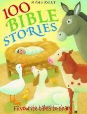 100 Bible Stories,    Paperback Book   Good   9781782095187