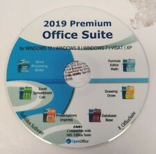 Office Suite 2019 on CD NEW