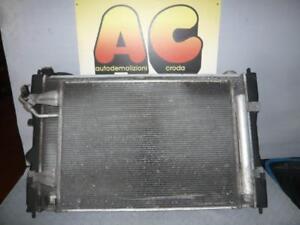 Gruppo radiatori MITSUBISHI COLT SMART FORFOUR A4545001503 (2004-2009)